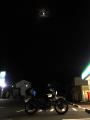 15夜の月
