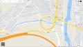 郡上白鳥360度ループ地図