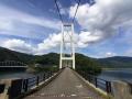 九頭竜湖虹の懸け橋1