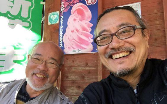 奈良ツアー初日午後の部